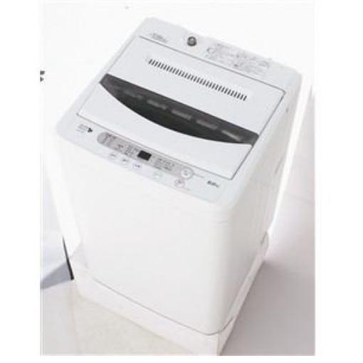 【ポイント10倍!】HerbRelax YWMT60A1WWW ヤマダ電機オリジナル 全自動電気洗濯機 (6kg)