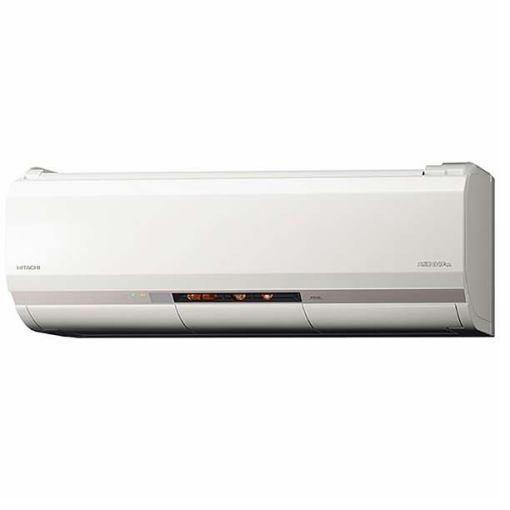 【標準工事代込】日立 RAS-XK63J2-W エアコン 「メガ暖 白くまくん XKシリーズ 」 スターホワイト (20畳用)