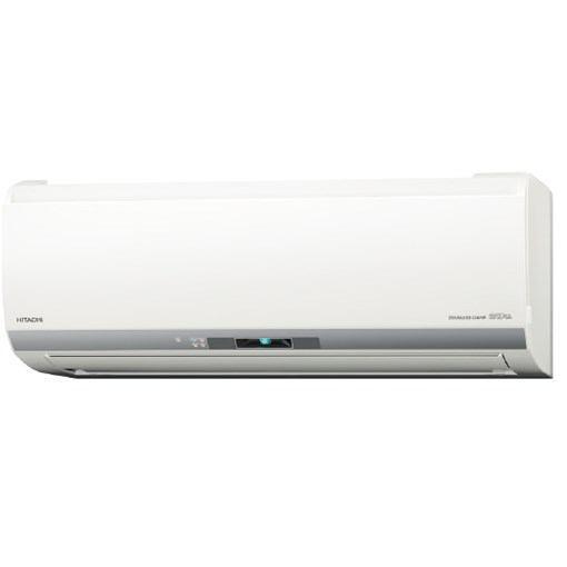 【無料長期保証】【標準工事代込】日立 RAS-E36J-W エアコン 「白くまくん Eシリーズ」 (12畳用) スターホワイト