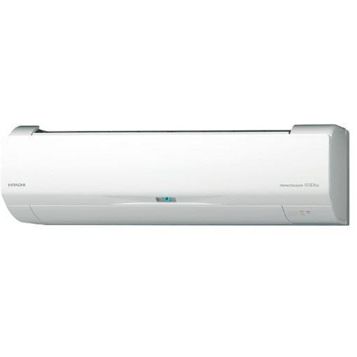 【無料長期保証】【標準工事代込】日立 RAS-W28J-W エアコン 「白くまくん Wシリーズ」 (10畳用) スターホワイト