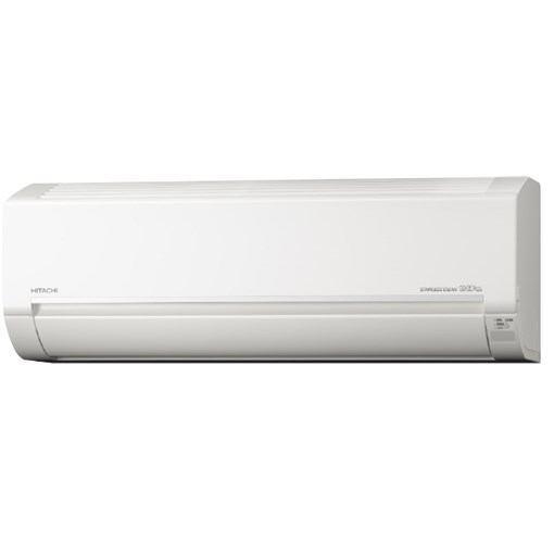 【無料長期保証】【標準工事代込】日立 RAS-D25J-W エアコン 「白くまくん Dシリーズ」 (8畳用) スターホワイト