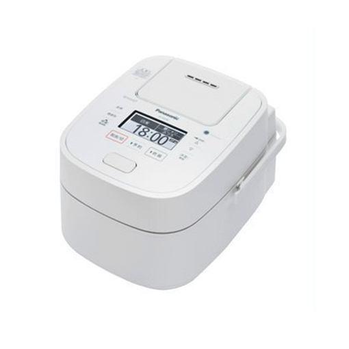 【ポイント5倍! ホワイト】パナソニック SR-VSX109-W スチーム&可変圧力IHジャー炊飯器 5.5合炊き 5.5合炊き ホワイト, 家具おもしろ工房:a014876c --- officewill.xsrv.jp