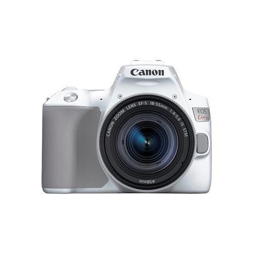 キヤノン EOSKISSX10 LKIT WH デジタル一眼カメラ EOS Kiss レンズキット 白
