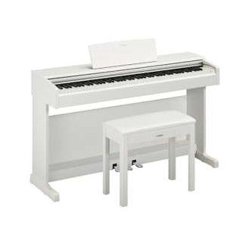 ヤマハ YDP-144WH 電子ピアノ セットアップ 88鍵盤 ARIUS ホワイトウッド調仕上げ 価格 交渉 送料無料