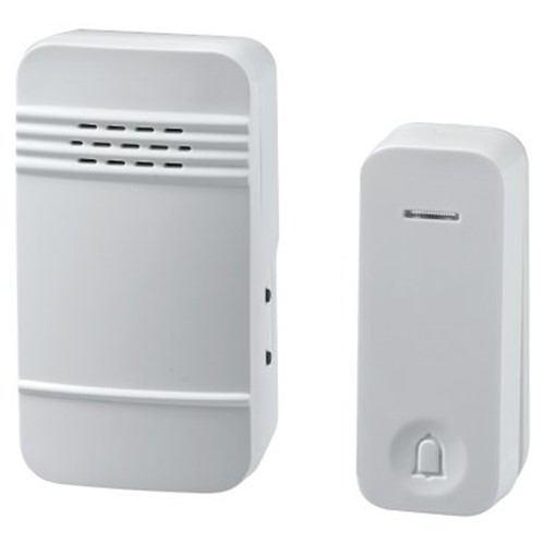 朝日電器 WC-S6040AC 《週末限定タイムセール》 電池を使わないワイヤレスチャイムセット 防雨 アウトレットセール 特集 押しボタン