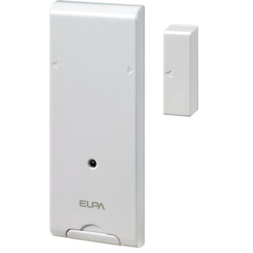朝日電器 EWS-P34 交換無料 豊富な品 ワイヤレスチャイムドアセンサー