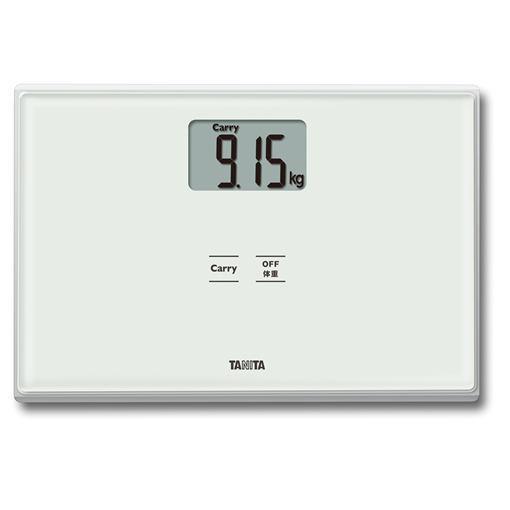 タニタ HD-664-WH 体重計  ホワイト