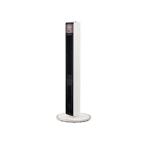 【ポイント10倍!】小泉成器 KHF-1292/W 送風機能付ファンヒーター ホワイト