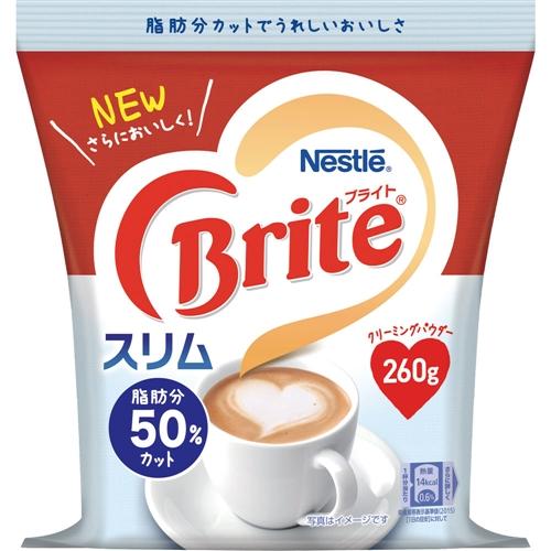 ネスレ日本 ブライト スリム 高級な 260g 限定Special Price