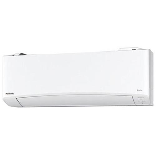 【無料長期保証】【標準工事代込】パナソニック CS-EX250D-W エアコン Eolia(エオリア) EXシリーズ (8畳用) クリスタルホワイト