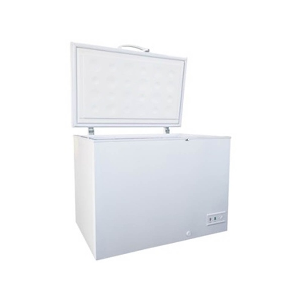 【無料長期保証】三ツ星貿易 SKM368 チェスト式冷凍庫 (368L)