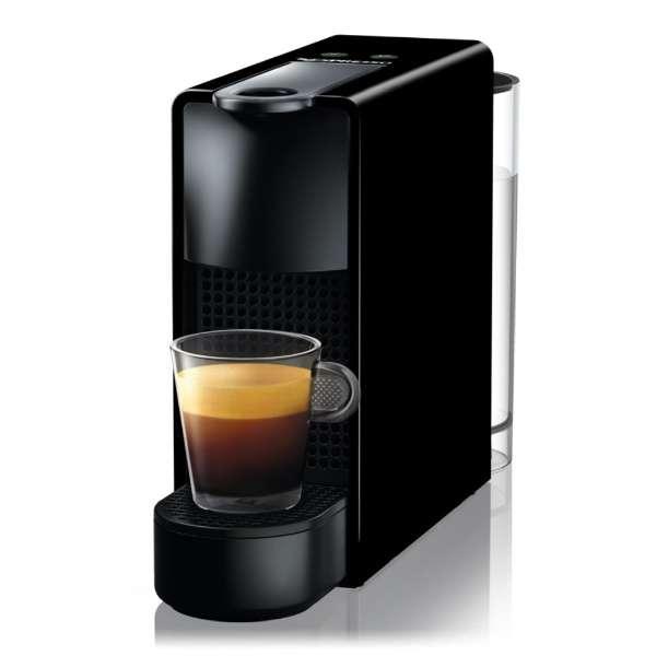 ネスプレッソ C30BK 専用カプセル式コーヒーメーカー 「エッセンサ・ミニ」 ピアノブラック
