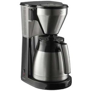 出群 マーケティング メリタ LKT1001B コーヒーメーカー イージートップサーモ ブラック