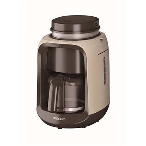 テスコム TCM501-C 全自動コーヒーメーカー