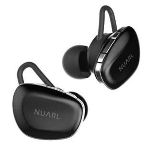 ヌアール N6-GB HDSS フルワイヤレスイヤホン NUARL N6 グロスブラック