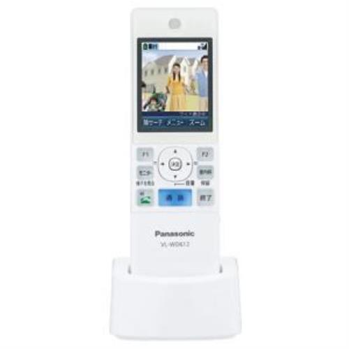 激安通販専門店 ワイヤレスモニター子機 VL-WD612 売れ筋ランキング