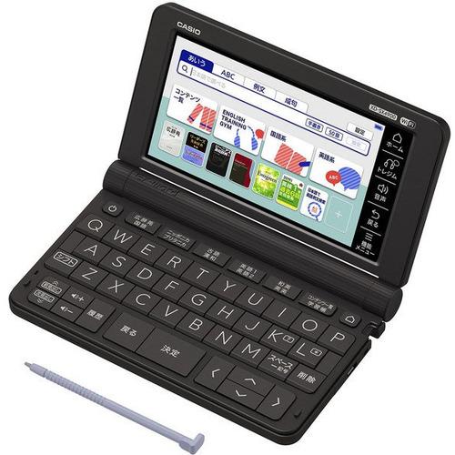 カシオ 低価格 1年保証 XD-SX4900-BK 電子辞書 エクスワード EX-word モデル ブラック 240コンテンツ収録 高校生 英語強化