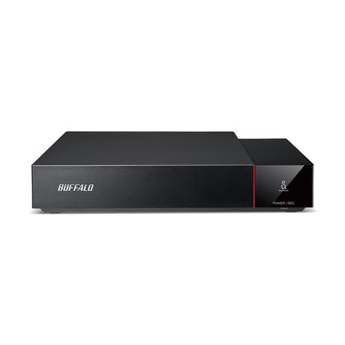 バッファロー HDV-SQ4.0U3/VC SeeQVault対応 24時間連続録画対応 テレビ録画専用設計 USB3.1(Gen1)/USB3.0対応外付けHDD 4TB