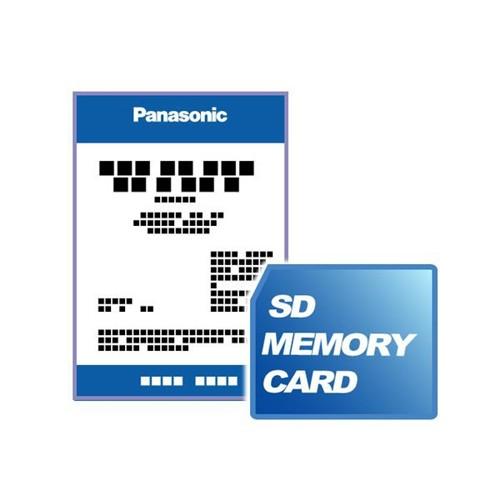 パナソニック CA-SDL203D 2020年度版地図SDHCメモリーカード MWシリーズ用