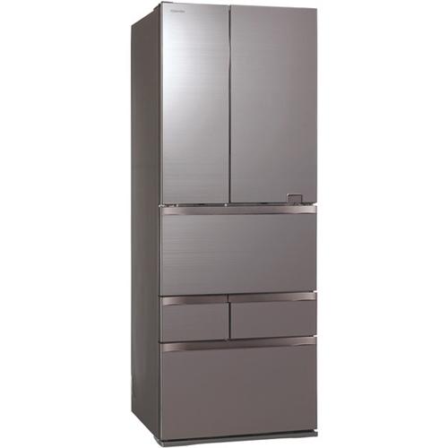 【無料長期保証】東芝 GR-S550FZ(ZH) 6ドア冷蔵庫 (551L・フレンチドア) VEGETA(ベジータ) FZシリーズ アッシュグレージュ
