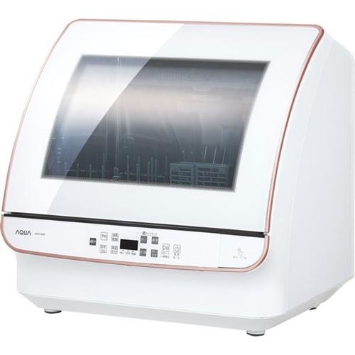アクア ADW-GM2(W) 食器洗い機 ホワイト