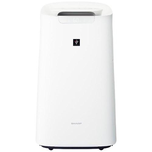 シャープ KI-LS70-W 加湿空気清浄機 (空清31畳まで/加湿24畳まで) ホワイト系