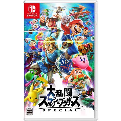 大乱闘スマッシュブラザーズ SPECIAL Nintendo HAC-P-AAABA 待望 Switch 新品 送料無料