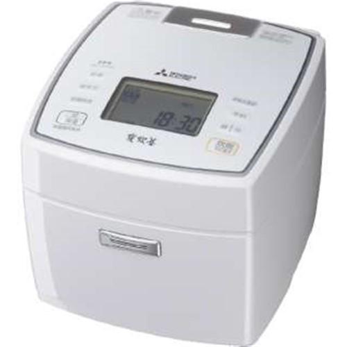 三菱 NJ-VVA18-W IH炊飯器 1升炊き 備長炭 炭炊釜 ピュアホワイト