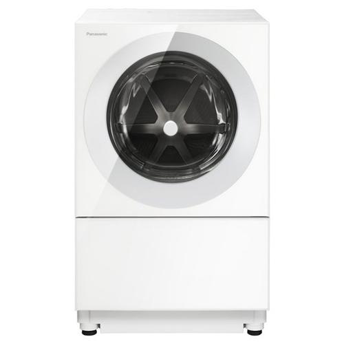 【無料長期保証】パナソニック NA-VG1400L-W ドラム式洗濯乾燥機 Cuble(キューブル) 洗濯10.0kg 乾燥5.0kg 左開き パールホワイト