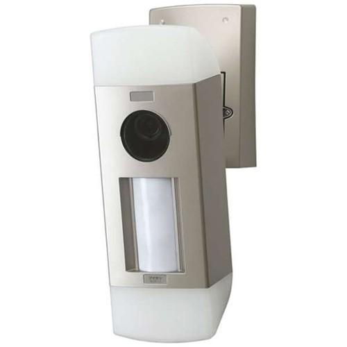 アイホン WJW-LC-T テレビドアホン (ROCOタッチ7) センサーライトカメラ