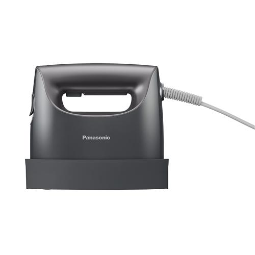 パナソニック NI-CFS760 衣類スチーマー ダークグレー