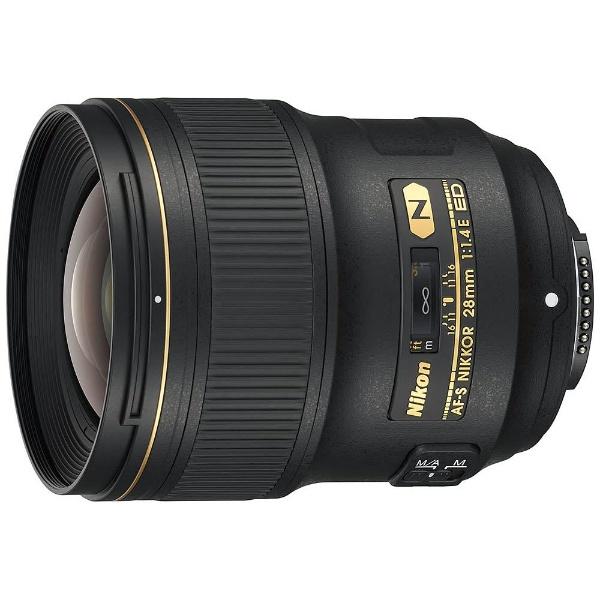 <title>ニコン AFS28 1.4E 品質保証 交換用レンズ AF-S NIKKOR 28mm F1.4E ED</title>