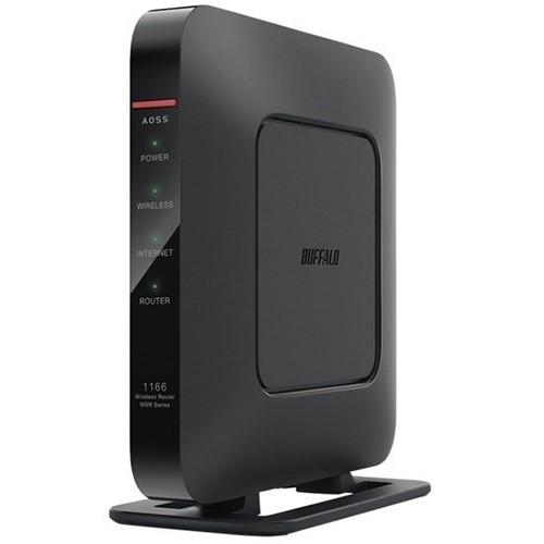 セール 登場から人気沸騰 バッファロー NEW ARRIVAL WSR-1166DHP4-BK ブラック Wi-Fiルーター