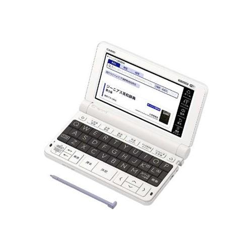 カシオ XD-SX4200 電子辞書「エクスワード(EX-word)」 (高校生(ベーシック)モデル 60コンテンツ収録) ホワイト