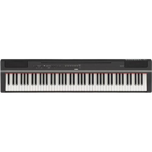 ヤマハ P-125B 電子ピアノ Pシリーズ ブラック