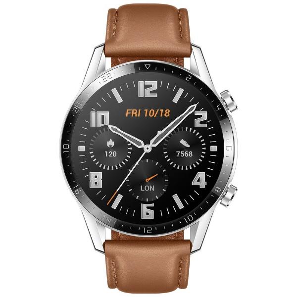 HUAWEI(ファーウェイ) Watch GT2 46mm /Pebble Brown WATCH GT2 46MM /BR