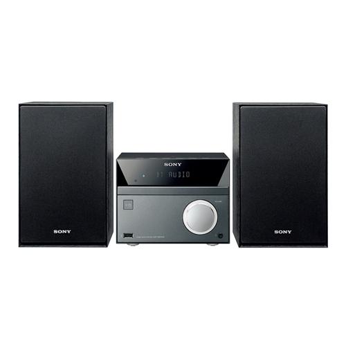 ソニー CMT-SBT40/S マルチコネクトコンポ (ウォークマン・CD対応) シルバー