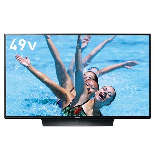 【無料長期保証】パナソニック TH-49HX850 地上・BS・110度CSデジタル液晶テレビ VIERA HX850シリーズ 49V型 4K対応・4Kダブルチューナー内蔵