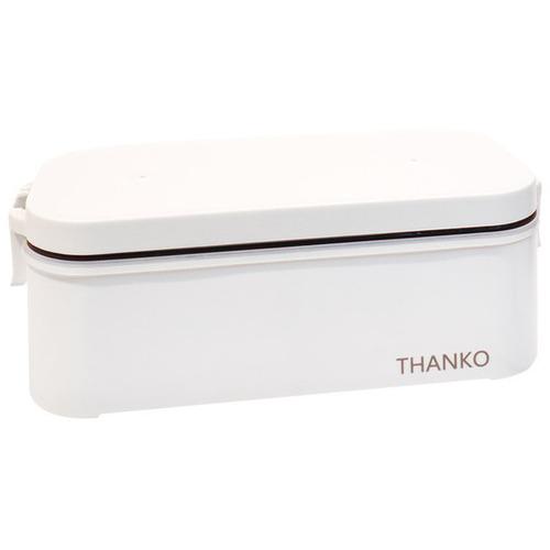 炊飯器 サンコー ☆新作入荷☆新品 TKFCLBRC ホワイト 激安 おひとりさま用超高速弁当箱炊飯器