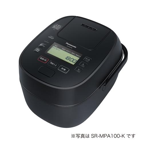無料長期保証 炊飯器 パナソニック SR-MPA180 IHジャー炊飯器 ランキングTOP5 1升炊き 1升 一升 買い物 ブラック