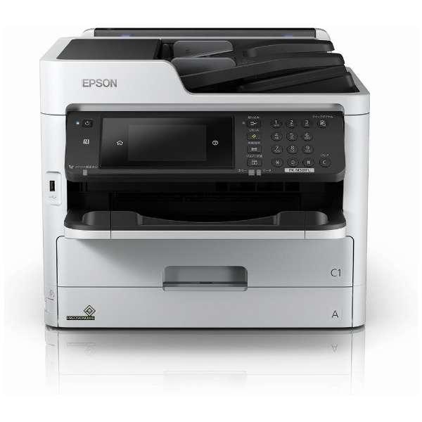 エプソン PX-M381FL A4モノクロインクジェット複合機 大容量インク&低印刷コストモデル