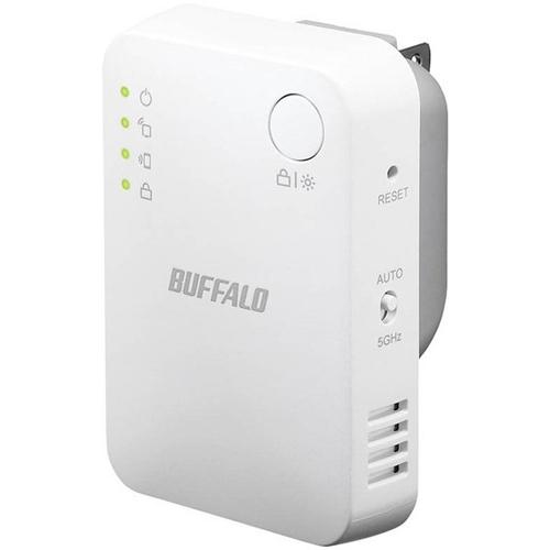 バッファロー WEX-1166DHPS 優先配送 新入荷 流行 無線LAN中継機