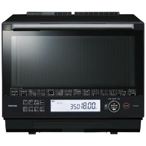 東芝 ER-VD5000-K スチームオーブンレンジ グランブラック 30L 電子レンジ オーブンレンジ