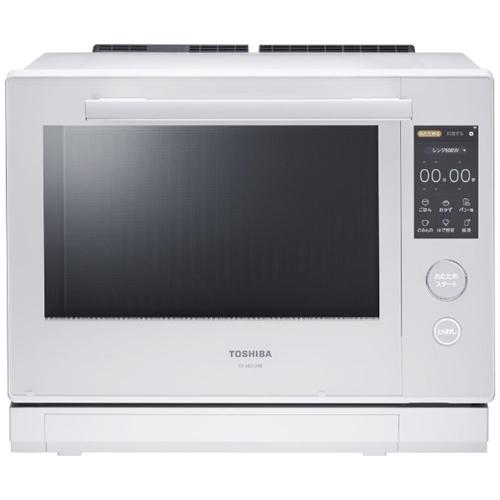 東芝 ER-VD7000-W スチームオーブンレンジ グランホワイト 30L