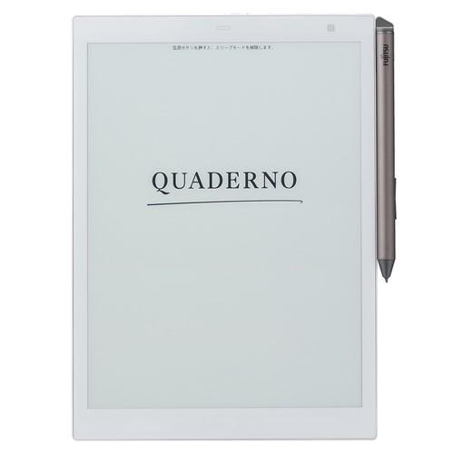富士通 FMV-DPP04 QUADERNO A5 ホワイト