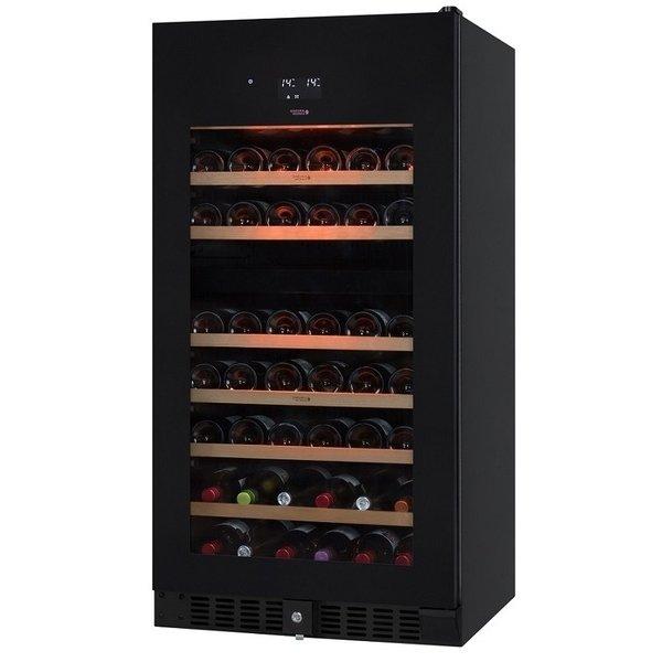 【無料長期保証】さくら製作所 SV78 ワインセラー 78本収納タイプ ブラック
