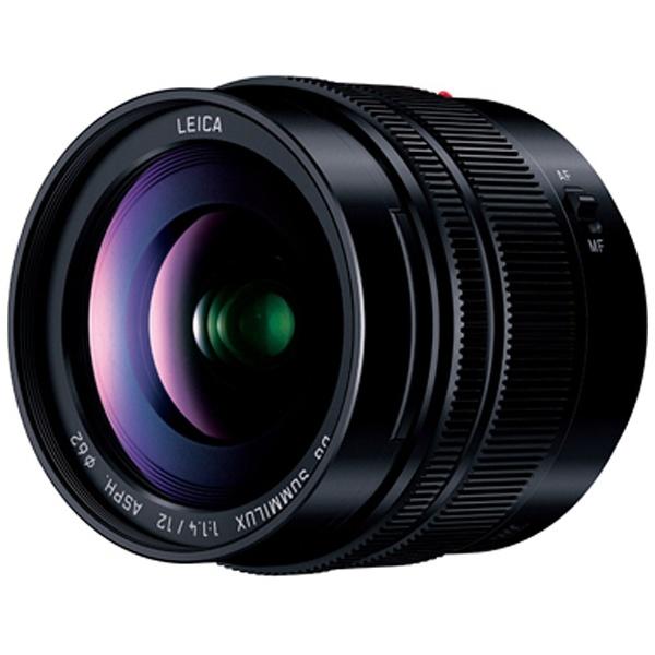 パナソニック H-X012 交換用レンズ LEICA DG SUMMILUX 12mm F1.4 ASPH.
