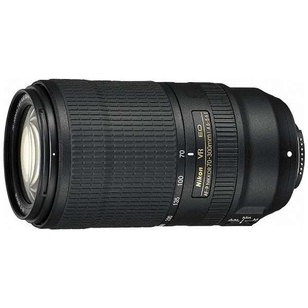 ニコン 交換用レンズ AF-P NIKKOR 70-300mm F4.5-5.6E ED VR