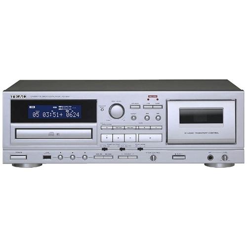 カセット ティアック 日本全国 送料無料 激安 CD TEAC カセットデッキ CDプレーヤー AD-850-S
