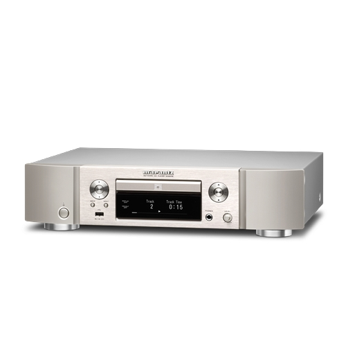 マランツ ND8006 【ハイレゾ音源対応】 ネットワークCDプレーヤー シルバーゴールド